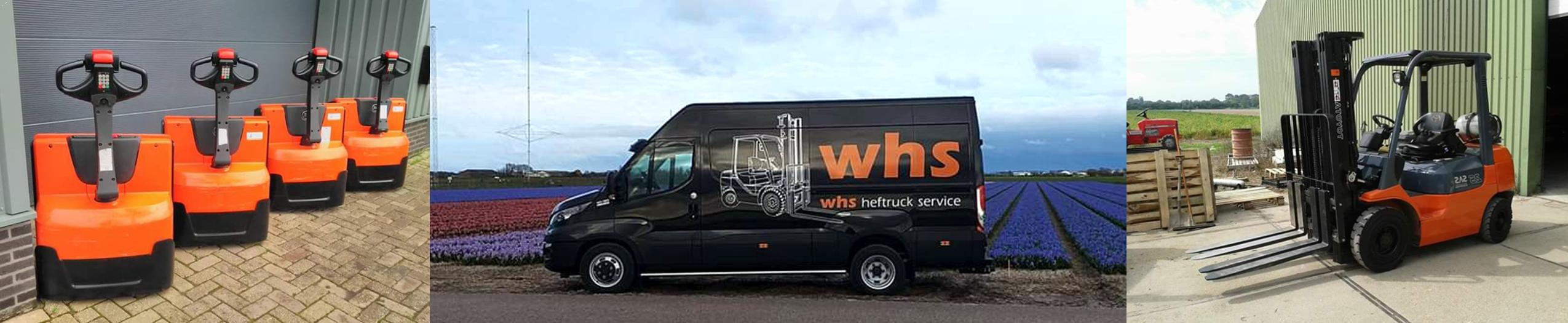 Whs heftruck service